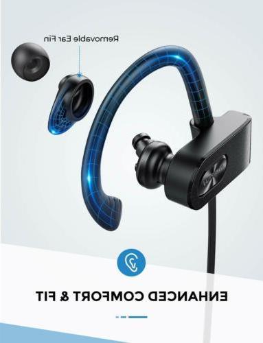 Mpow Flame2 Bluetooth Earbuds Wireless Earphones