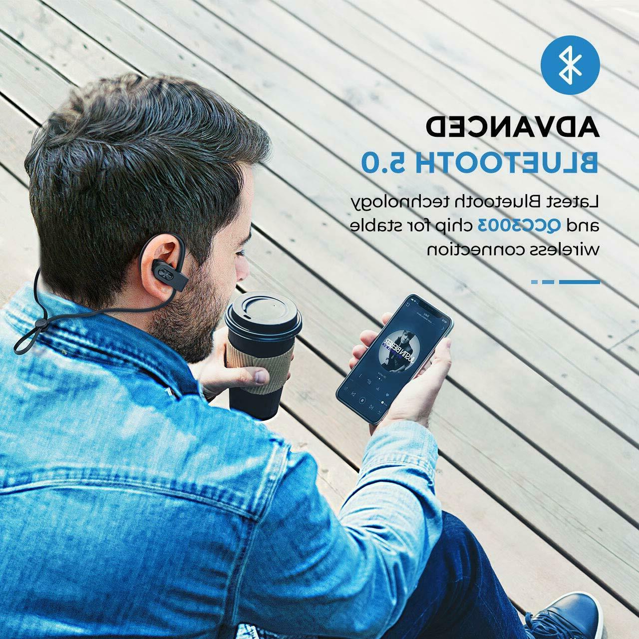 Mpow Bluetooth Earbuds Headphone Earphones Hifi