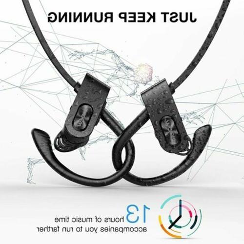 Mpow Flame 2 Bluetooth 5.0 Headset Wireless Earbuds Sports G