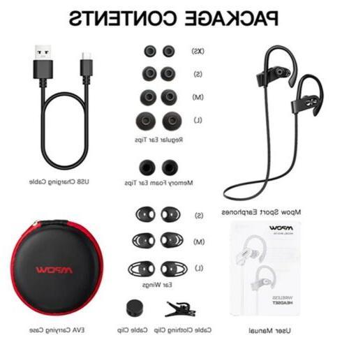 Mpow Flame2 Bluetooth 5.0 Earbuds Headset Waterproof