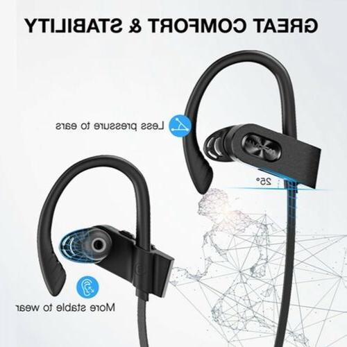 Mpow 5.0 Wireless Earbuds Headset Waterproof
