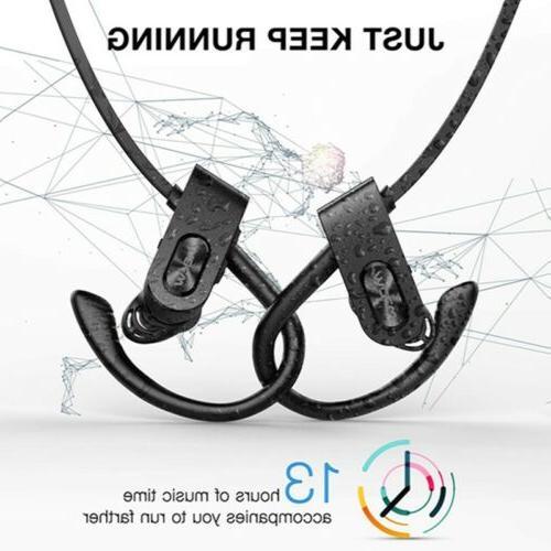 Mpow Flame2 Headphones 5.0 Earbuds Sport Headset Waterproof