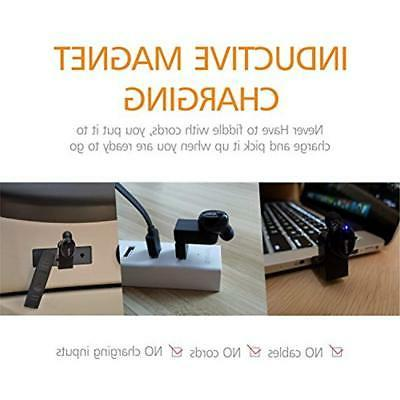 Electronics F10 Bluetooth Smallest Wireless Invisible With