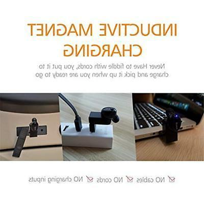 FOCUSPOWER Mini Earbud Wireless 6