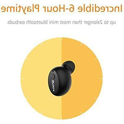 Electronics Features Bluetooth Earbud Smallest Wireless Invisible