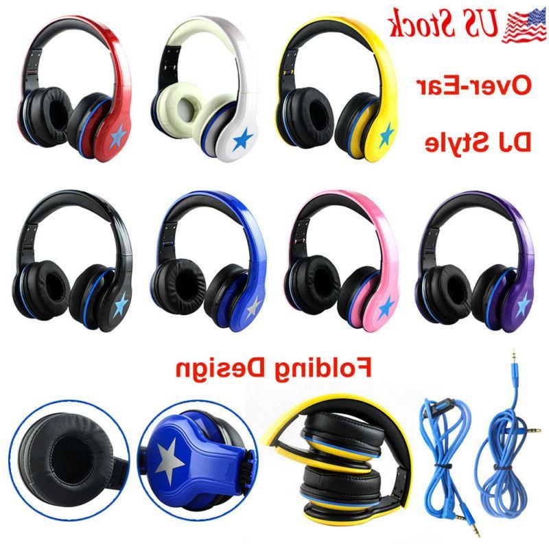 Foldable Headphones US