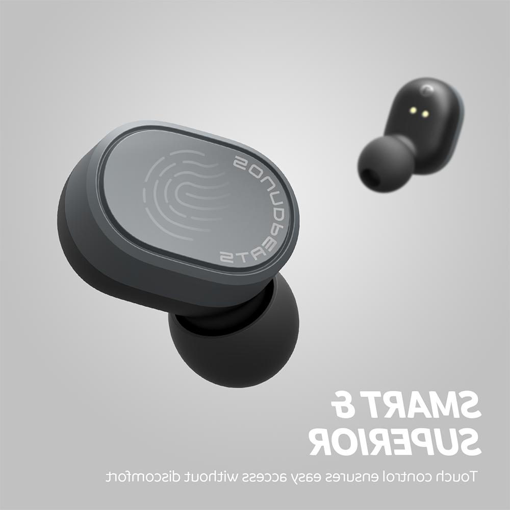 SoundPEATS True Earbuds Sensitive TWS Earphones
