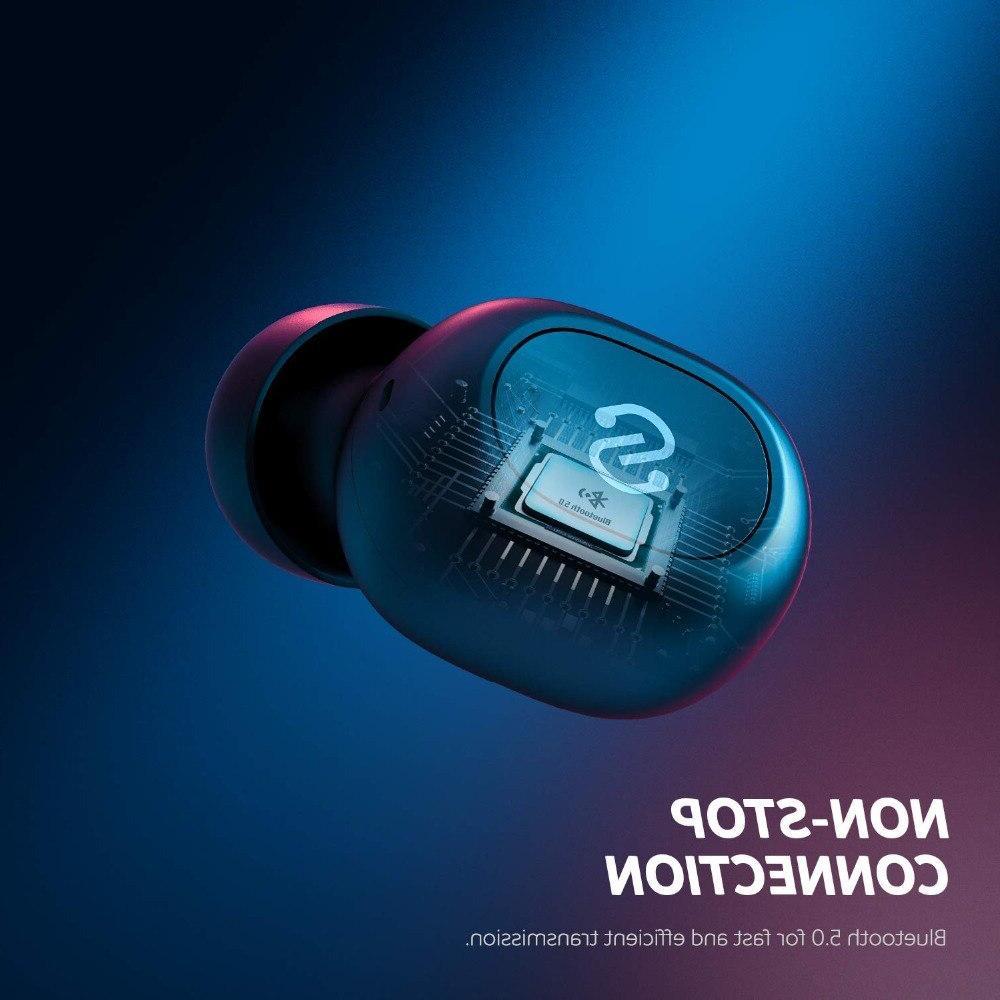<font><b>SoundPEATS</b></font> TWS <font><b>Bluetooth</b></font> Wireless Earphones Wireless <font><b>Earbuds</b></font> in-Ear Microphone