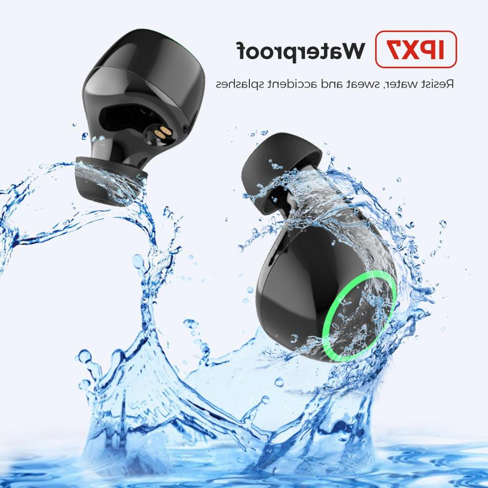 <font><b>Mpow</b></font> Wireless <font><b>Bluetooth</b></font> ipx7 Waterproof Time <font><b>Earbud</b></font> Mic Huawei