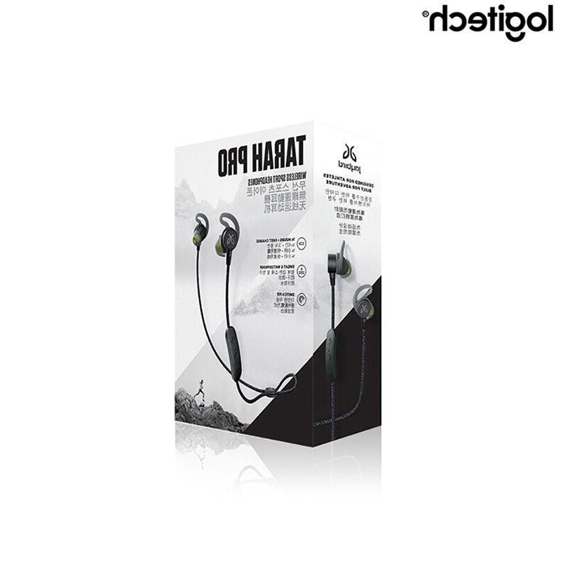 Logitech <font><b>Jaybird</b></font> TARAH Sport Wireless For Sport Fit Music & <font><b>Bluetooth</b></font> 5.0 <font><b>Earbud</b></font>
