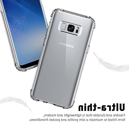 Airror Clear, Soft Four Thicken Shockproof, Protect Cover Case