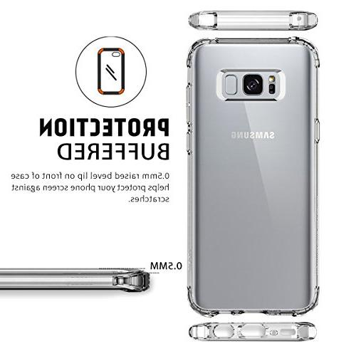 Airror Case Soft TPU, Thicken Non-Slip, Cover Galaxy