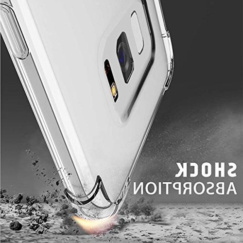 Airror Clear, Ultra Soft TPU, Thicken Cover
