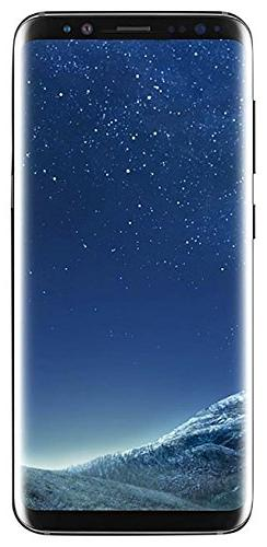 "Samsung Galaxy S8 64GB Phone- 5.8"" display - AT&T Unlocked"