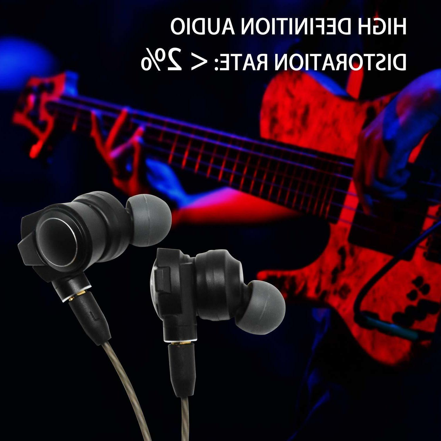 GIVEMIFIVE Bluetooth V4.2 2 Sets MMCX