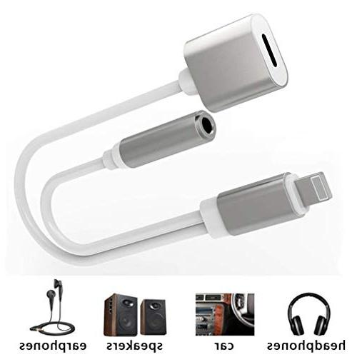 Haedphone Adapter Haedphone for in 1 iPhone Adapter iPhone Earbud Adapter Celular Accesorio