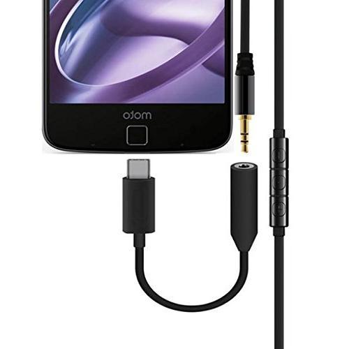 Hi-Fi with Audio Headphones Metal for Verizon Z Force