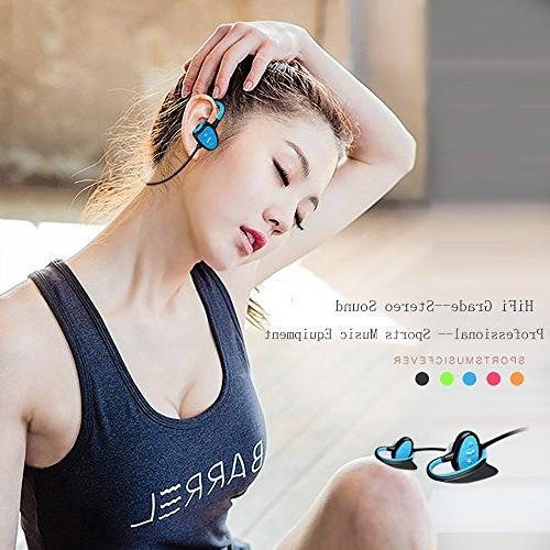Happy IPX8 High-Level Headset Fashion
