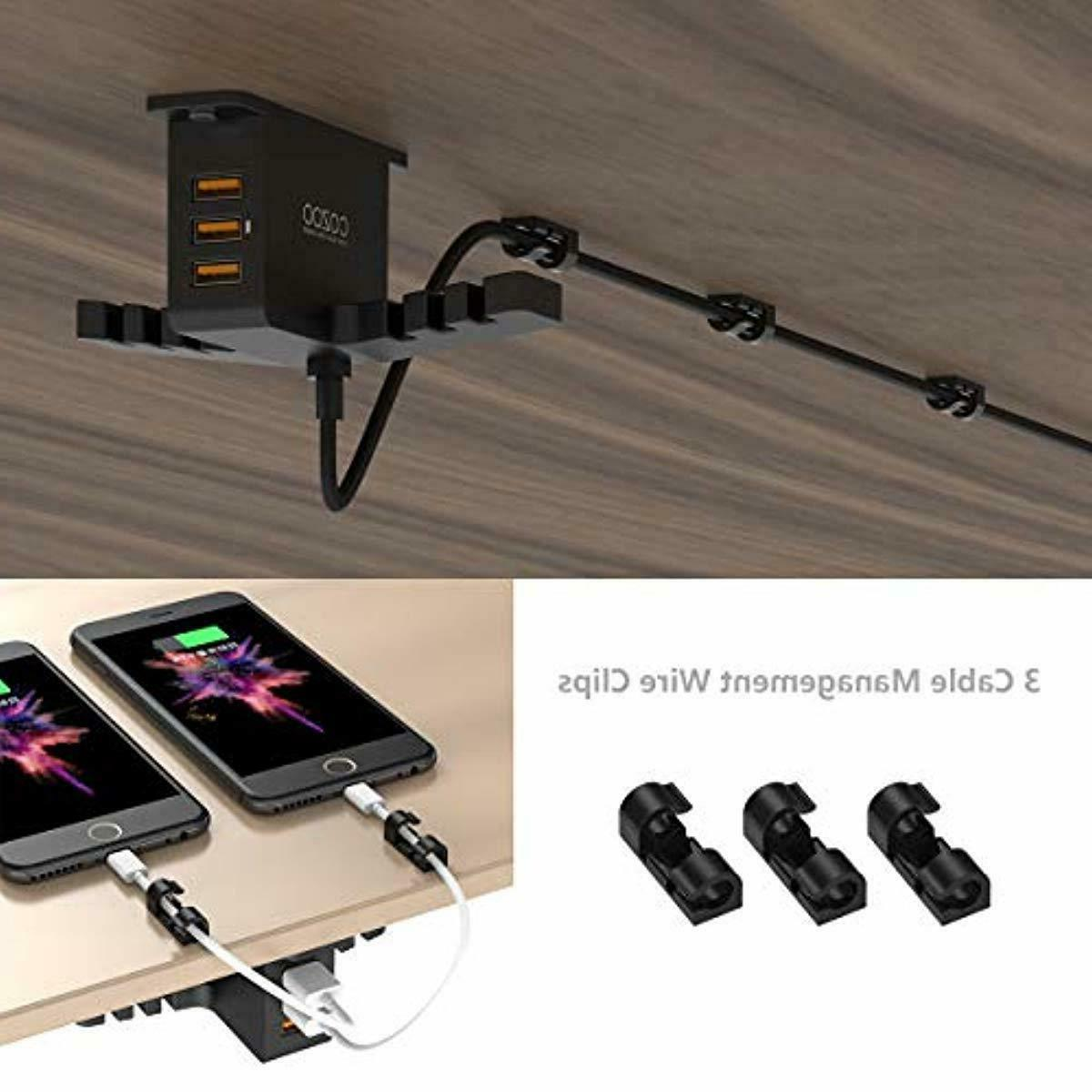 Headphone Stand Charger Headset 3