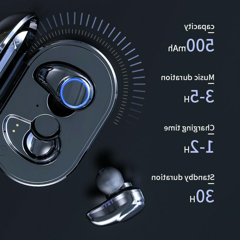 Dual Wireless Earphones For IOS Universal Models