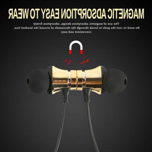 HOT Magnetic In-Ear Wireless