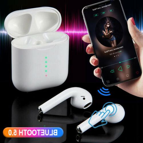 Real i10 TWS Wireless Bluetooth 5.0 Earbuds Mini Earphone Mi