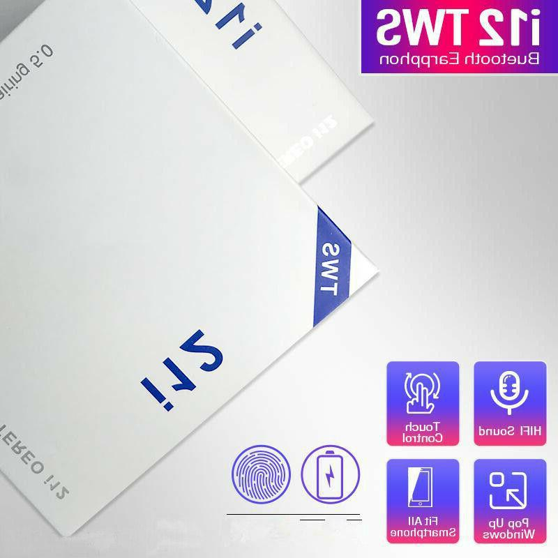 i12 5.0 Earphones Wireless
