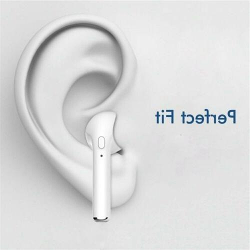 I7 TWS Bluetooth Earbuds Headset Charger Iphone