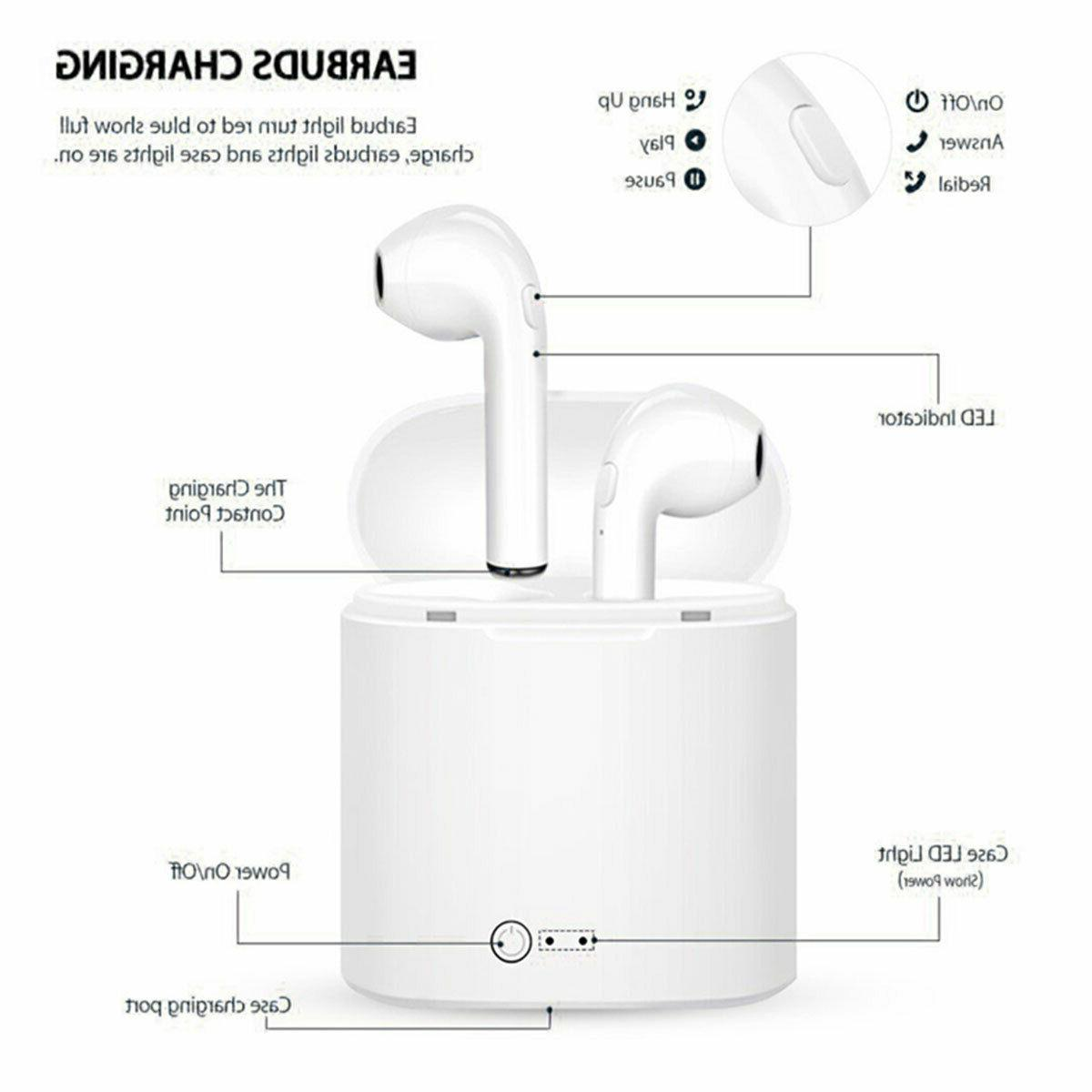 I7s Wireless Earphone iPhone