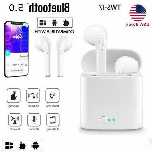 i7s Wireless/Bluetooth For