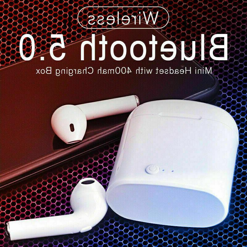i7s Wireless/Bluetooth For iPhone/Android/iOS