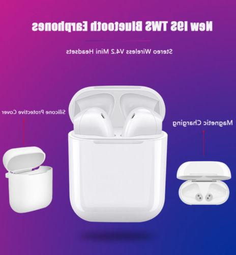 i9s Wireless Bluetooth Earbuds For iPhone