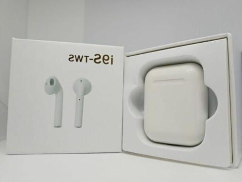 i9s Wireless Bluetooth Earbuds iPhone Android
