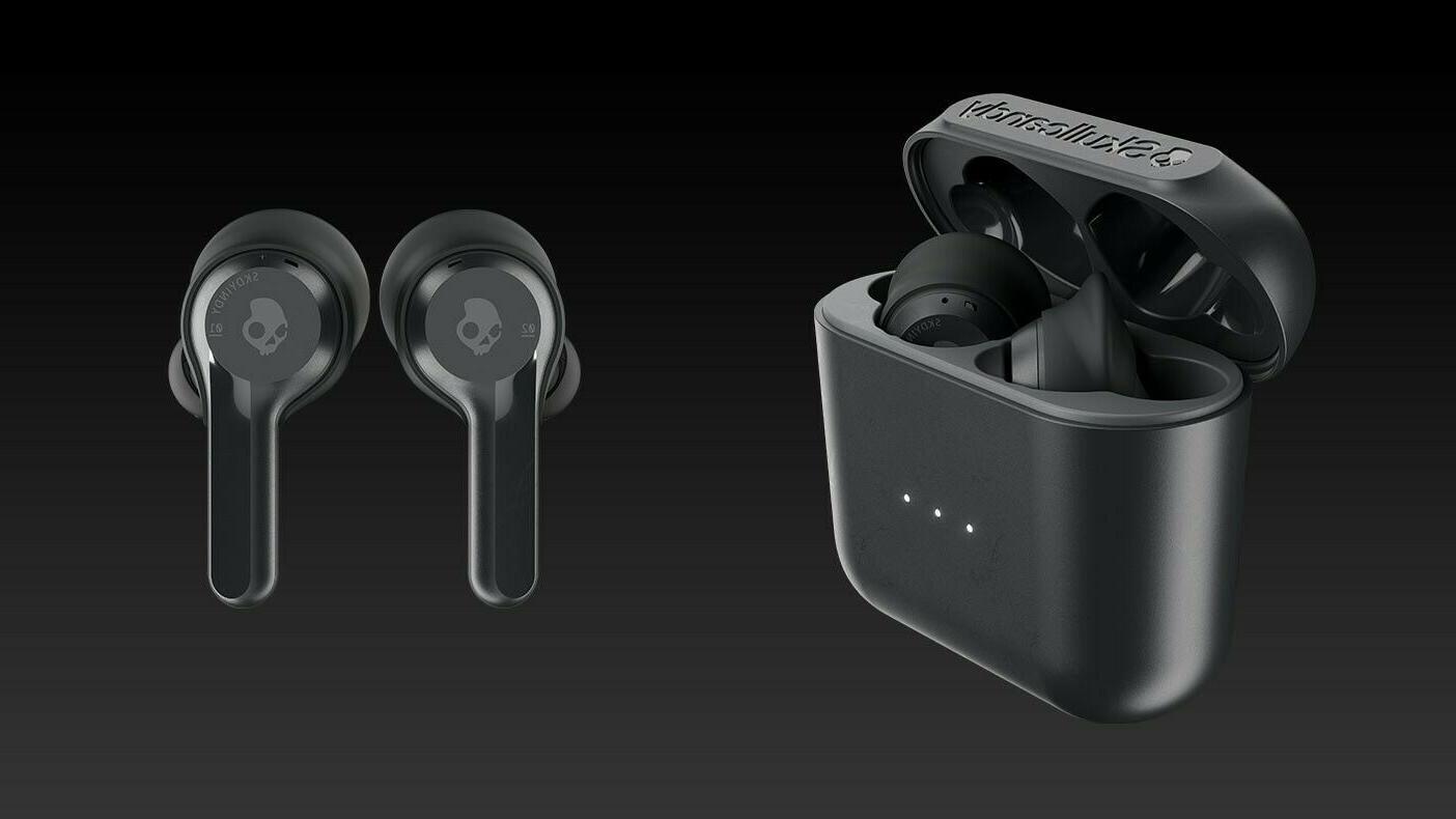 indy true wireless black bluetooth headphones