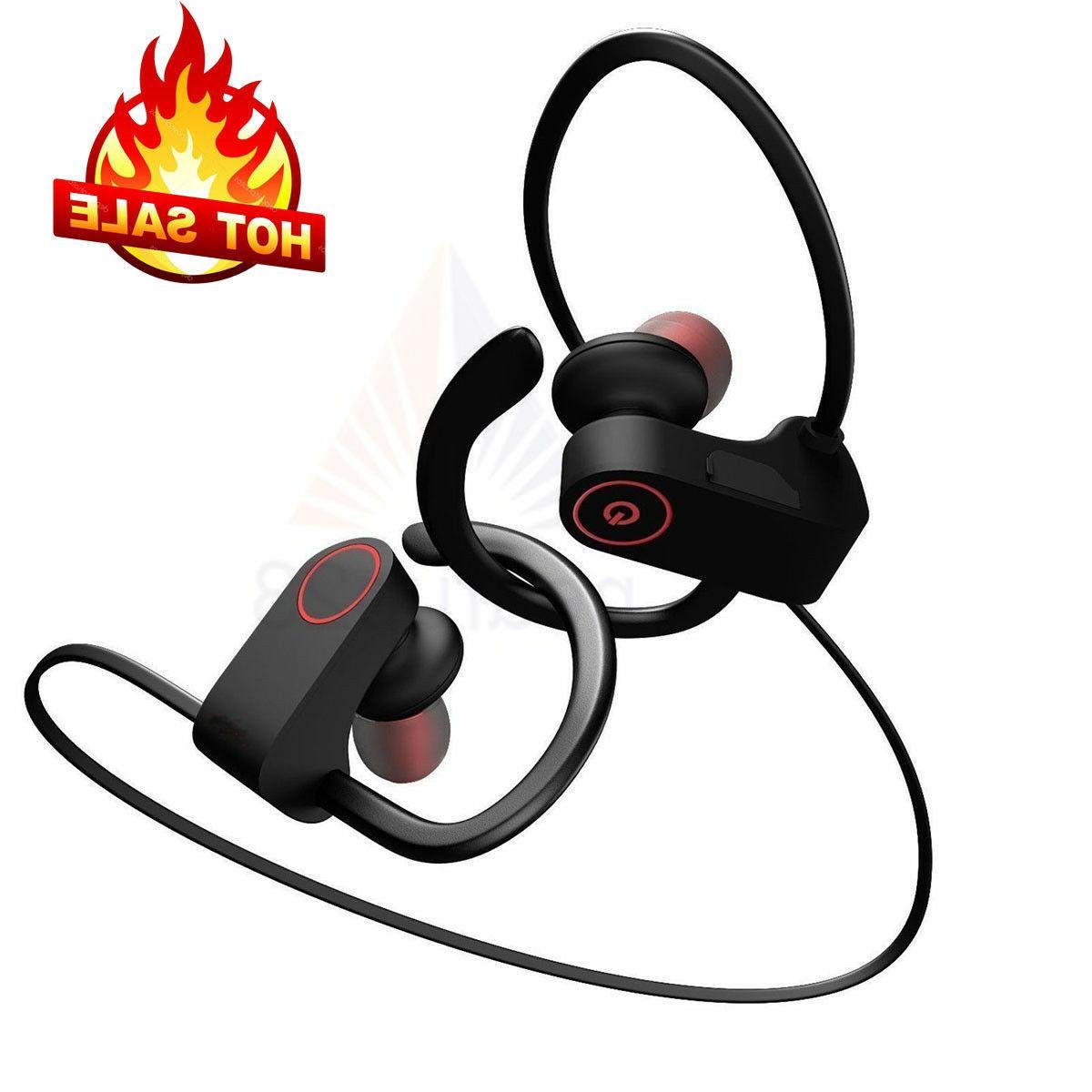 invictus Bluetooth Headphones Best Running Sports Wireless Earbuds