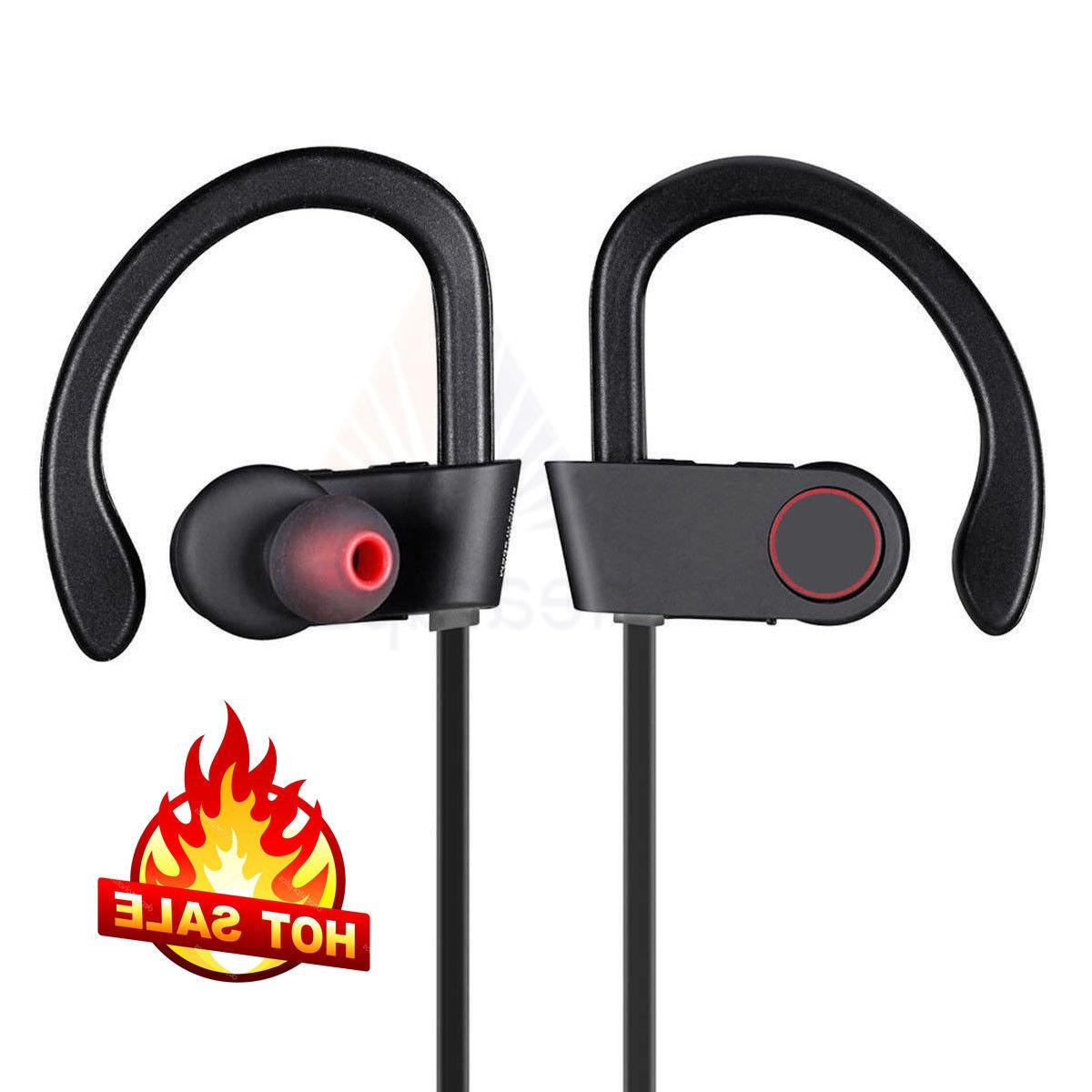 invictus D-20 Headphones Best Sports Workout Wireless Earbuds