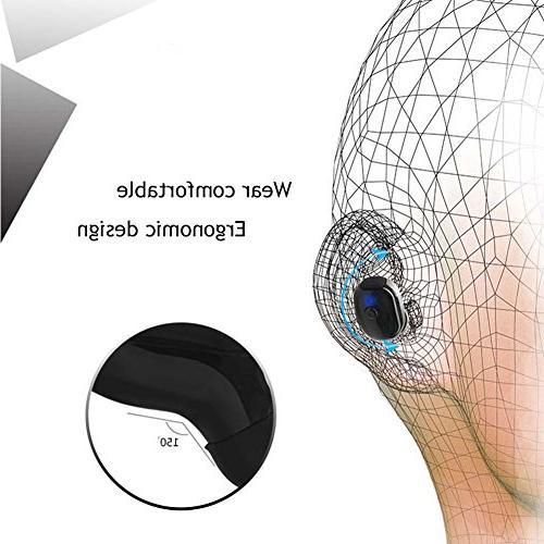 IP68 Waterproof - Headphones Fit Headsets Swimming Driving