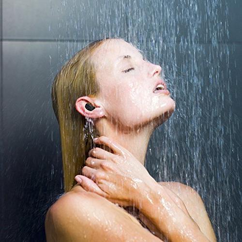 IP68 Waterproof Swimming - Sport Wireless Headphones - Fit Headsets Driving Sauna