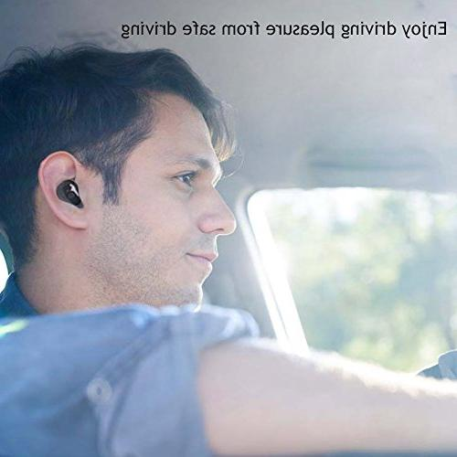 IP68 Waterproof - Sport Headphones Sweatproof Stable Headsets Special for Swimming Driving