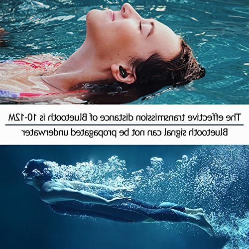 IP68 Waterproof Headphones Sweatproof Stable Headsets Special for Driving