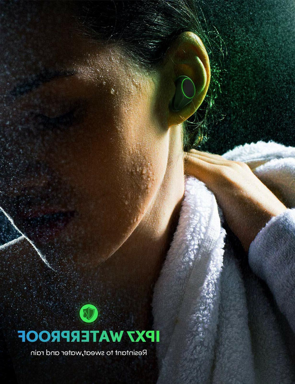 True Earbuds 5.0 Waterproof With