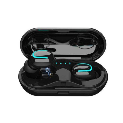 IPX7 Waterproof Touch Mini True Earbuds Wireless Headset