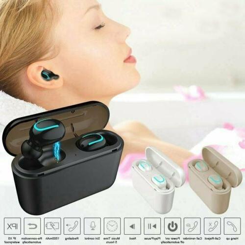 Wireless Earbuds TWS True Bluetooth Earphone
