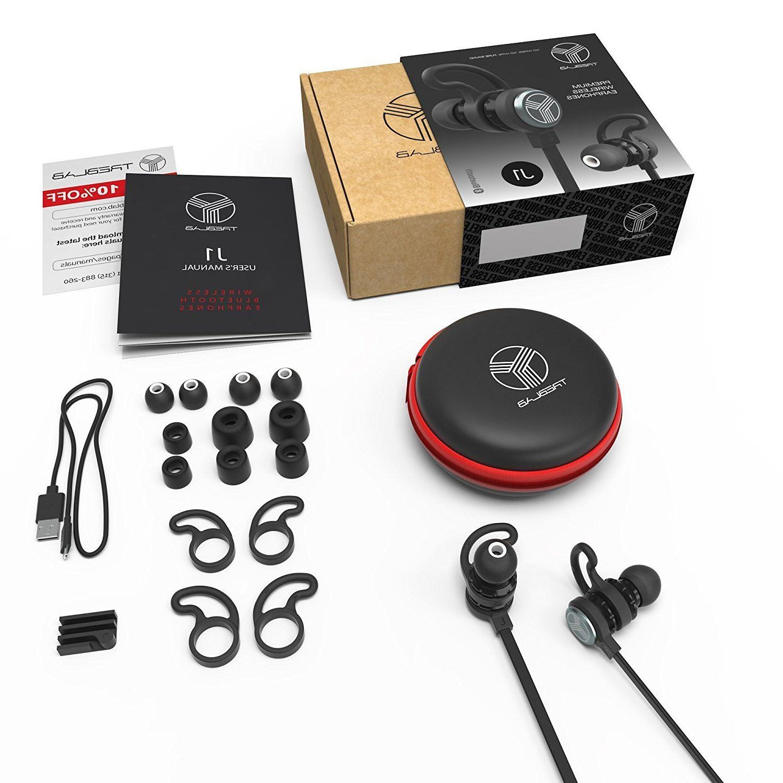 TREBLAB aptX Best Headphones Sport IPX6