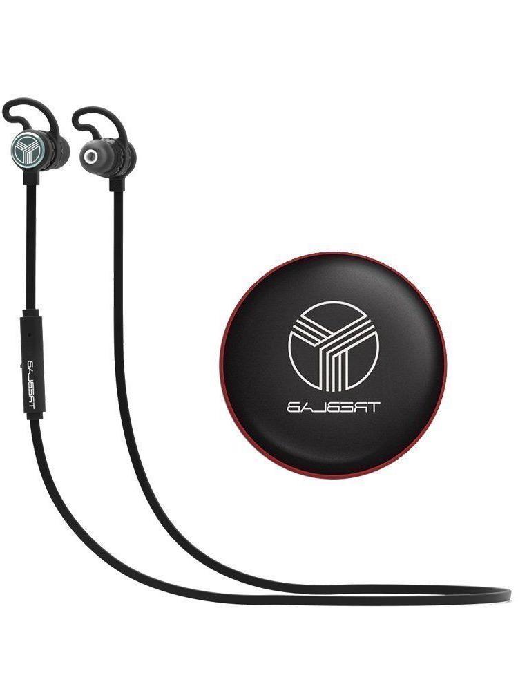 TREBLAB J1 aptX Best Headphones Sport Waterproof