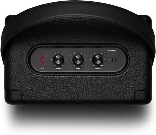 Marshall Kilburn II Bluetooth Play Black