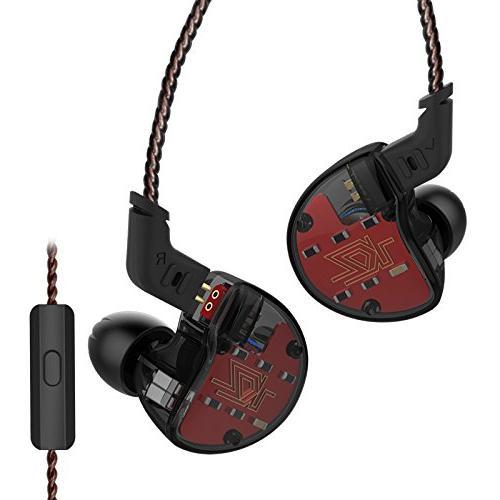kz zs10 earbuds headphone