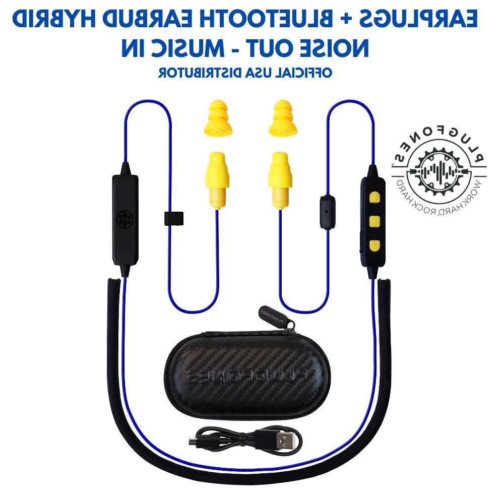 Plugfones Liberate Bluetooth In-Ear