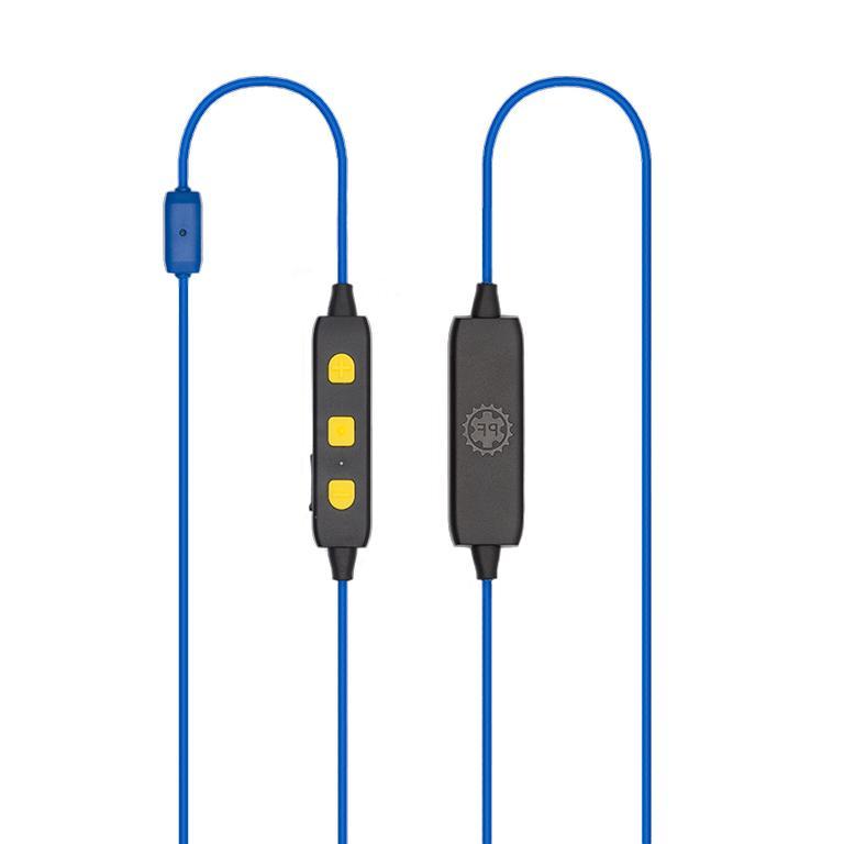 PLUGFONES® 2.0 HYBRID BLUE /