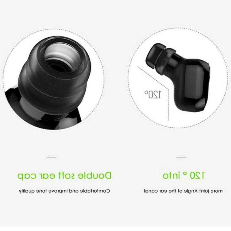 Lightweight Wireless Bluetooth Earphone With Storage Box